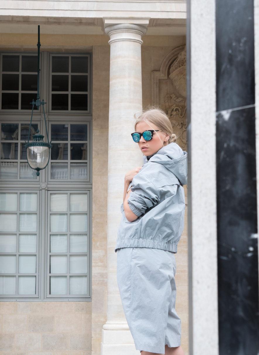 Image of Olga Pancenko wearing Azul by moussi clothing